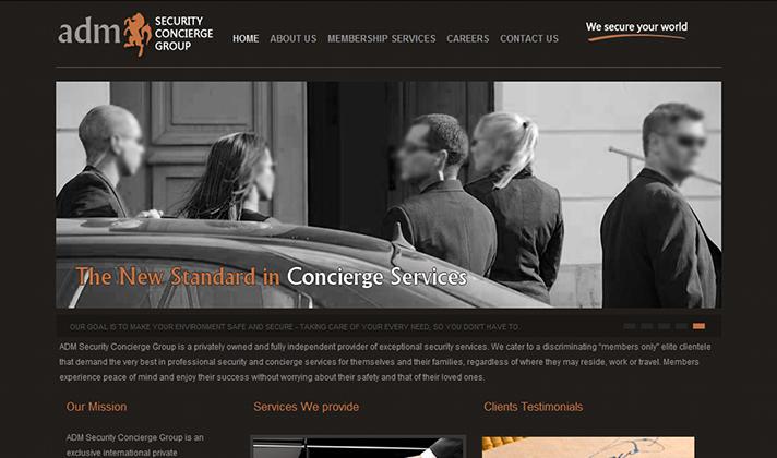ADM Security Concierge Group
