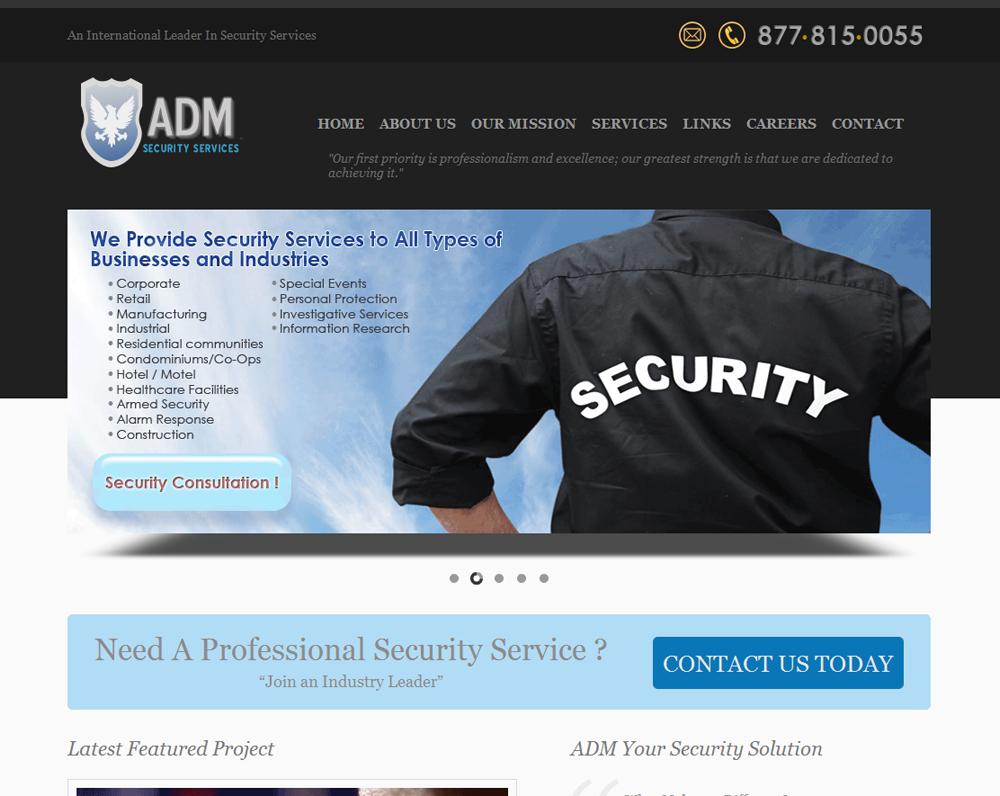 ADM Security Services