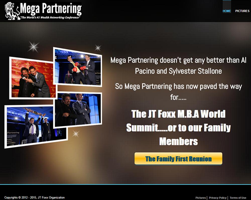 Mega Partnering